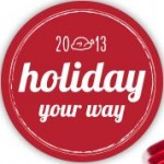 Holiday Your Way at Bed Bath & Beyond
