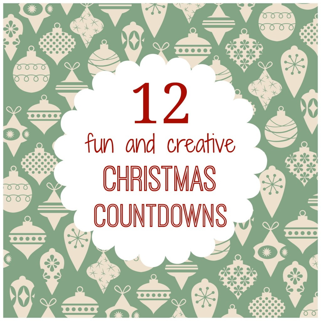 christmas countdowns