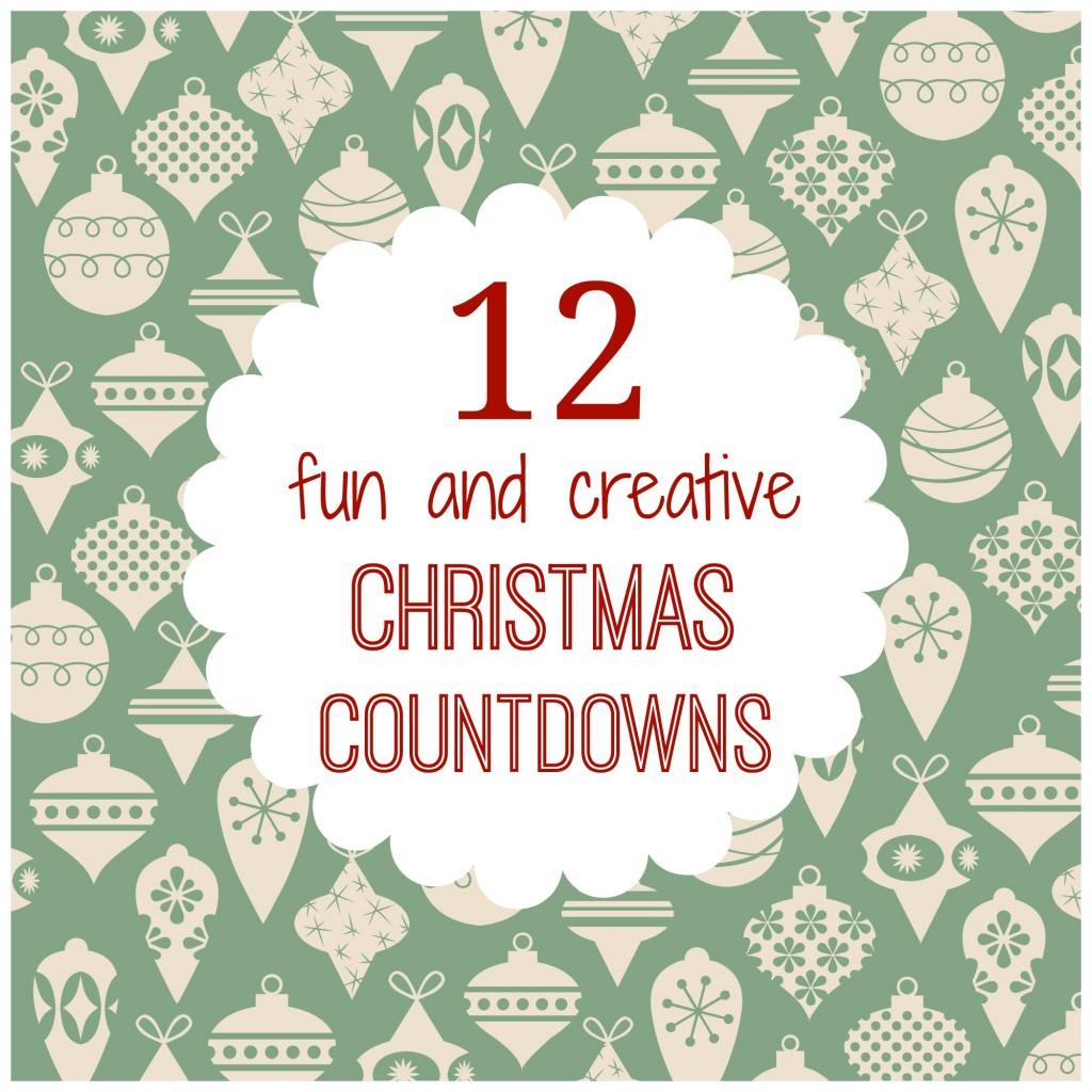christmas countdowns