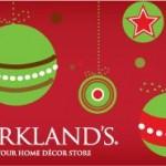 Kirkland's $50 Gift Card Giveaway
