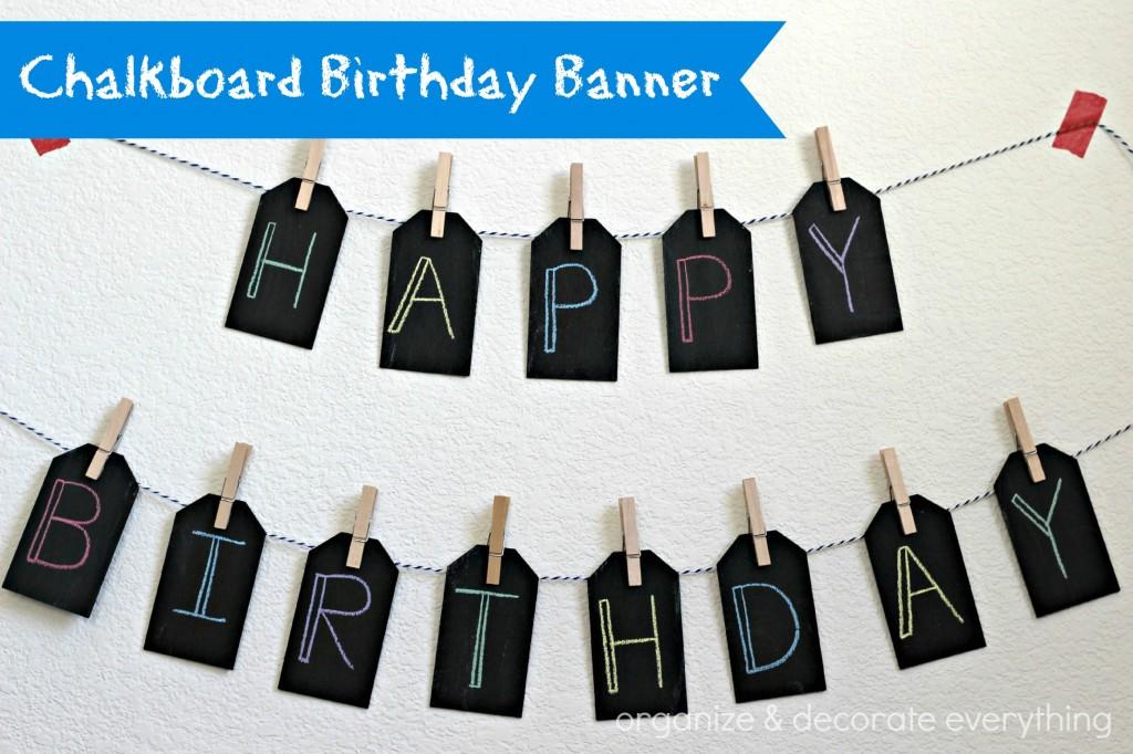 Birthday chalkboard banner.1
