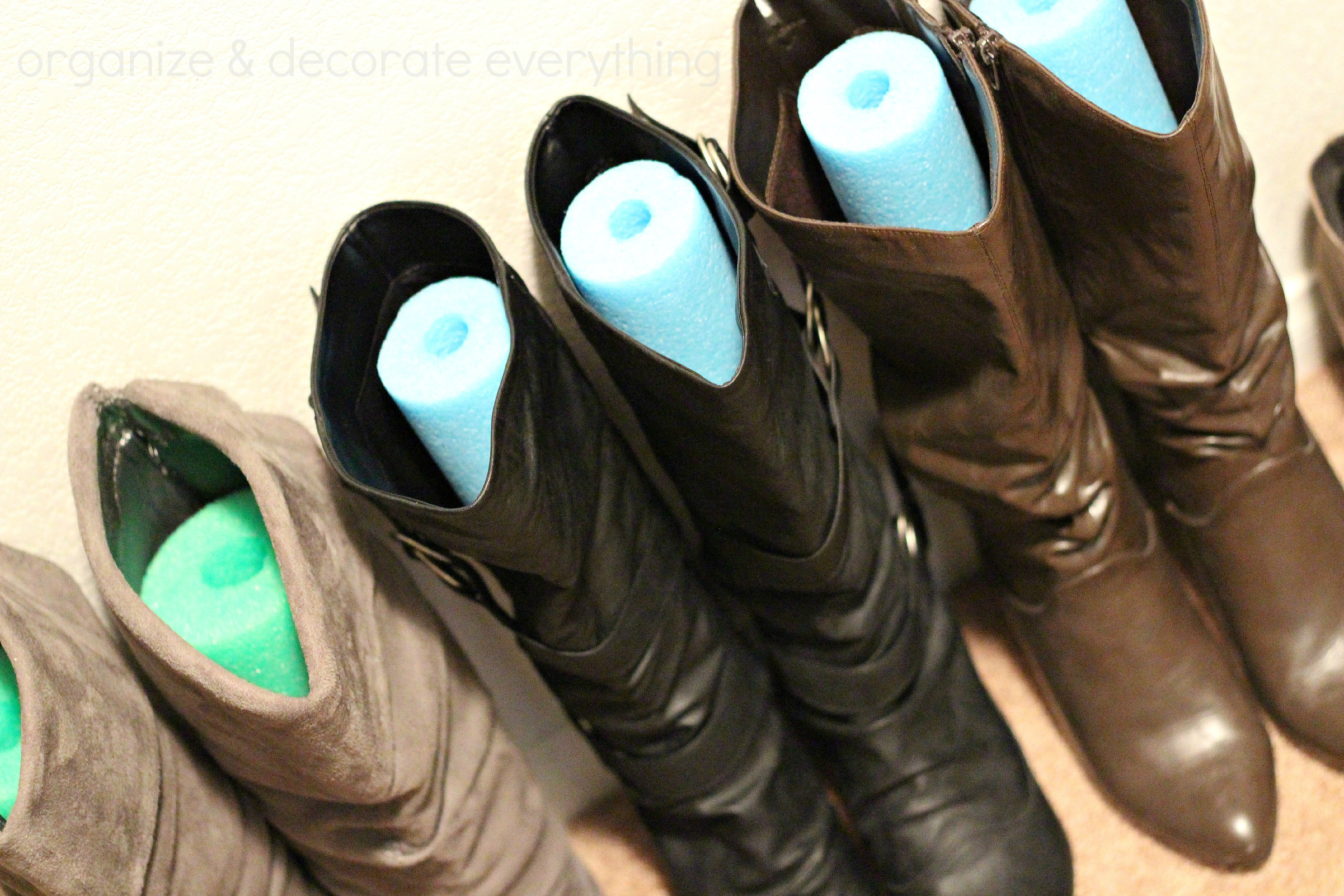 Diy boot shapers organize and decorate everything boot shapers 31 solutioingenieria Images