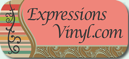 giveaway expressions vinyl