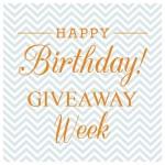 Ameroonie Designs – Birthday Giveaway Week