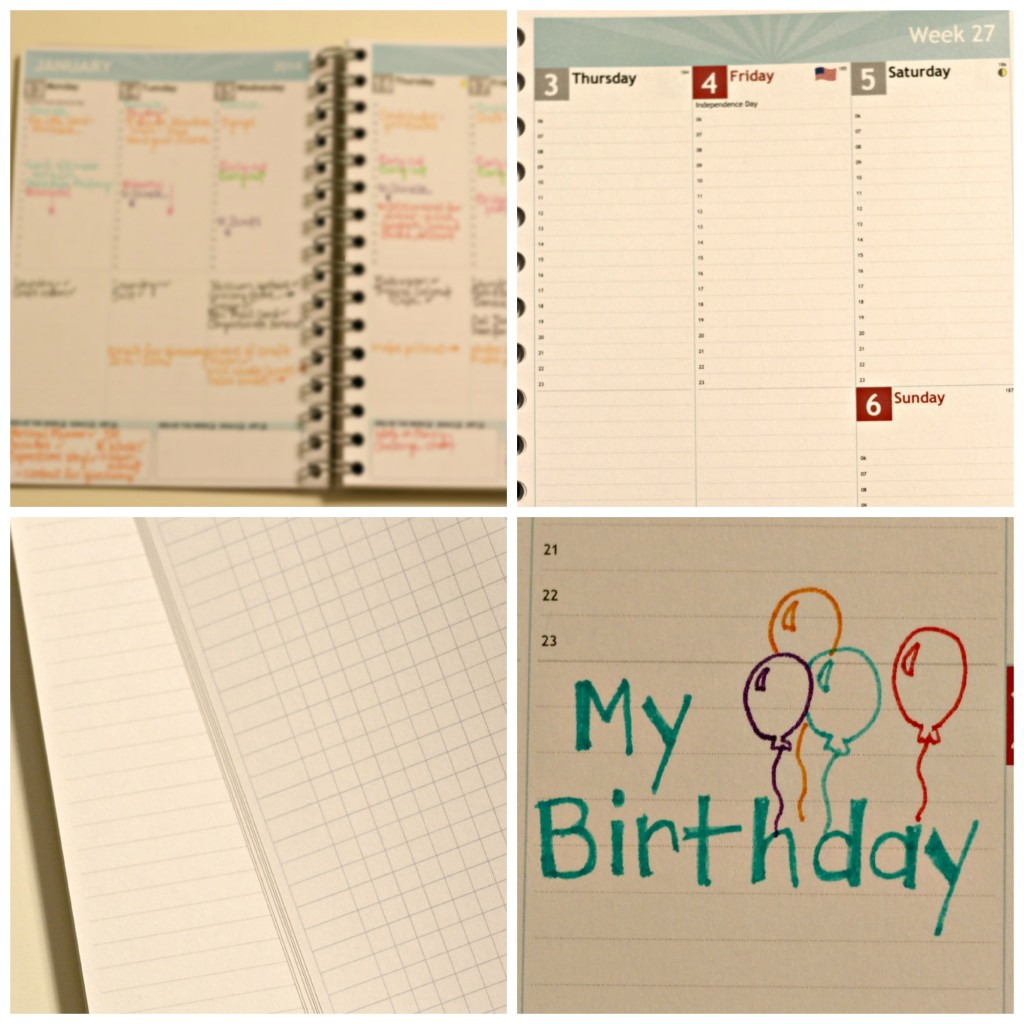 personal planner 7