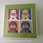 LEGO Binder Printable