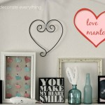 Love Day Mantel