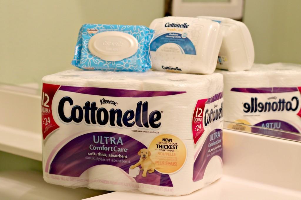 cottonelle clean care 2