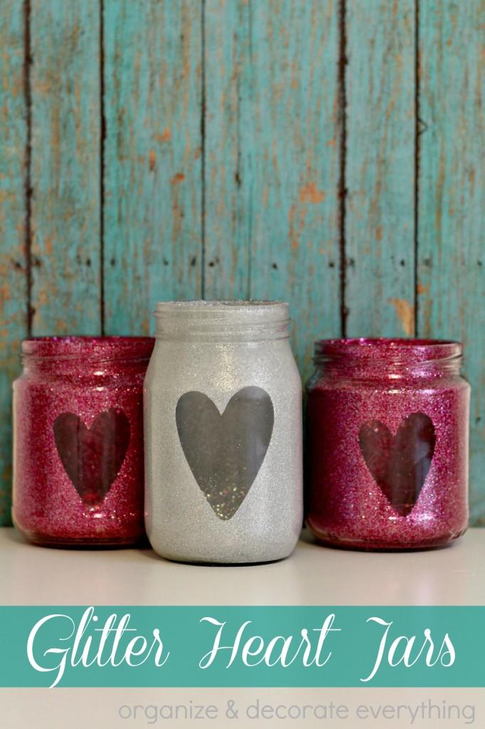 glitter heart jars.1