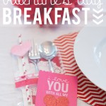 Valentine's Day Breakfast – Party Contributor
