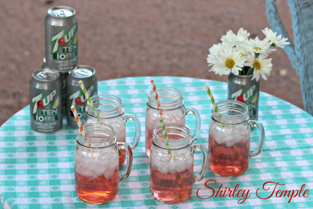 7Up Shirley Temple 2.1
