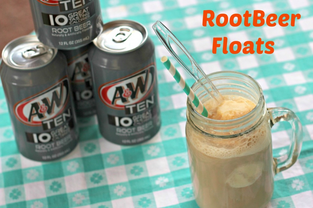 7Up and Rootbeer floats 2.1