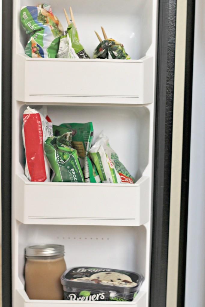 Freezer Organizing 7
