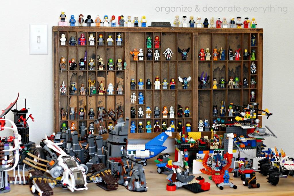 Lego Figure Display 2.1