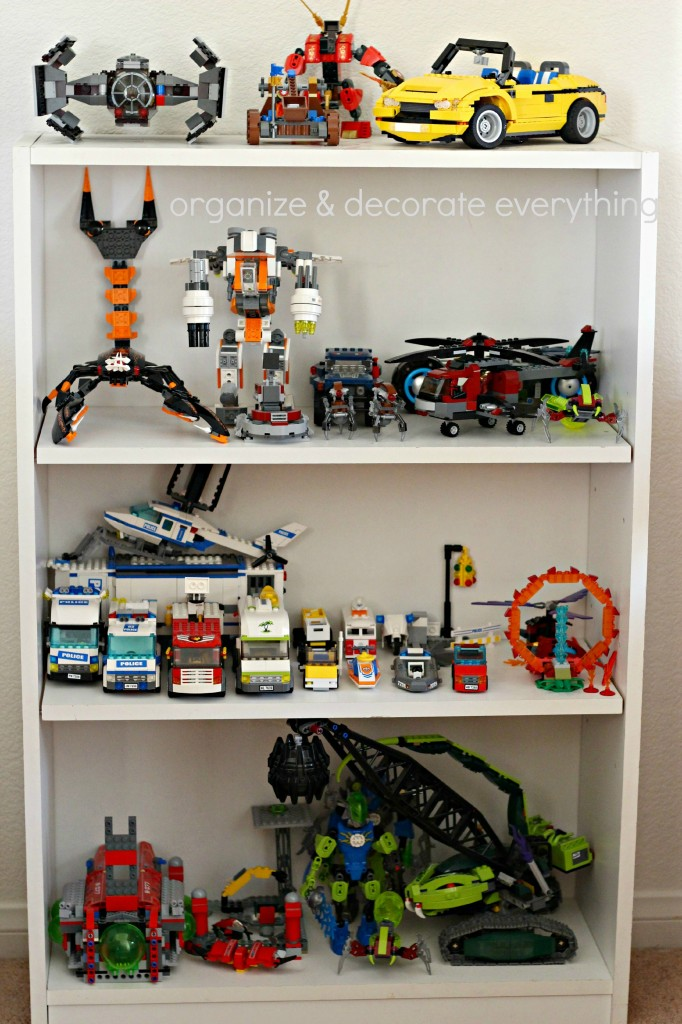 Lego Figure Display 3.1