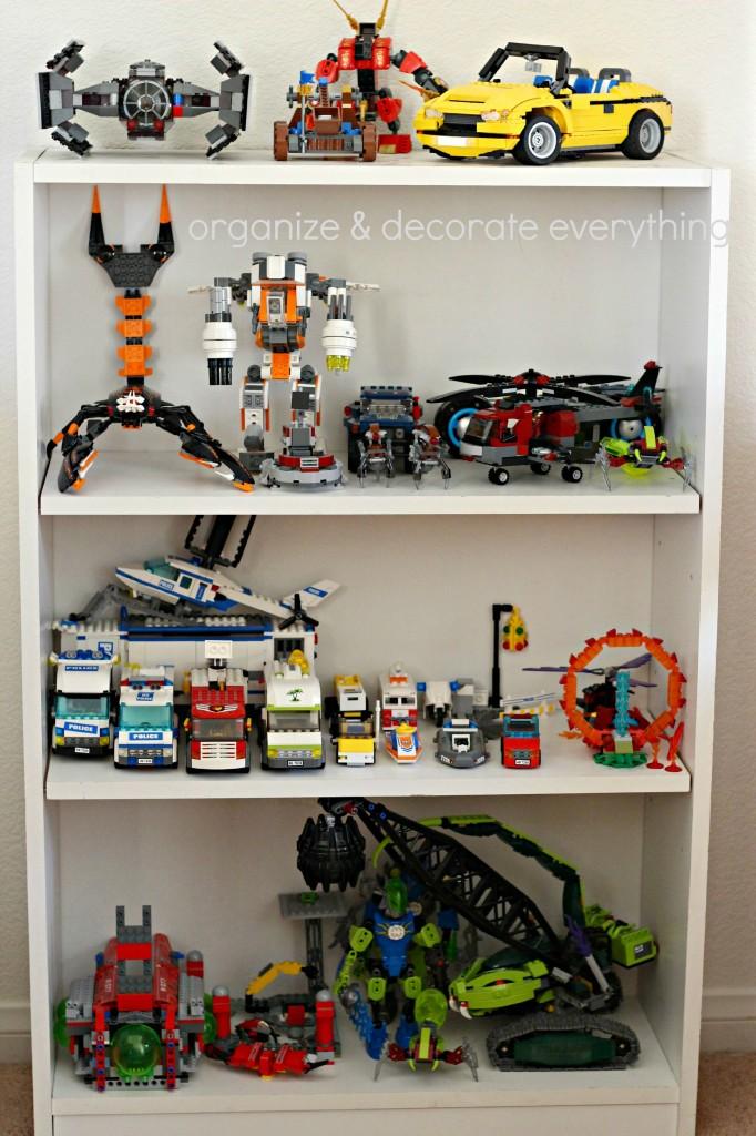 Lego Figure Display 3.1