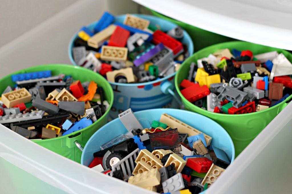Lego Figure Display 4