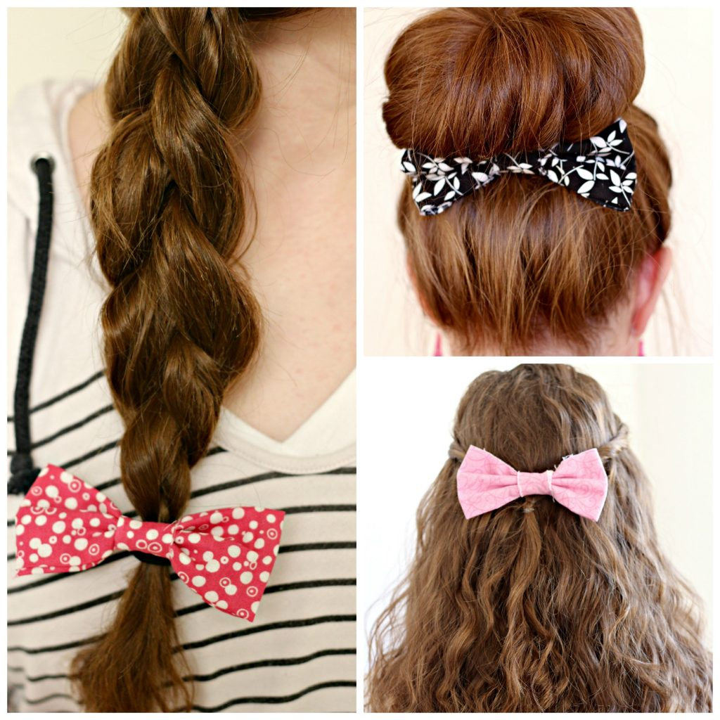 No Sew 3 Minute Hair Bow 23