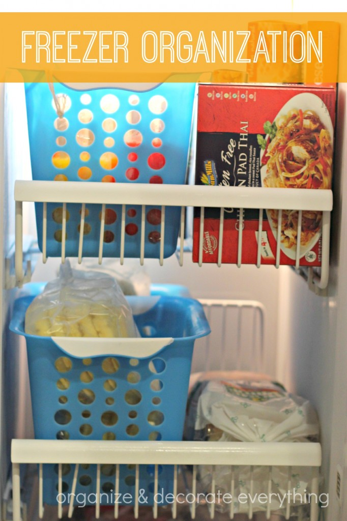freezer organization .1