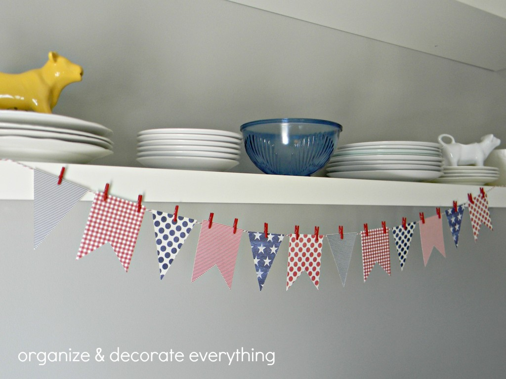 4th of July party decor 10 text