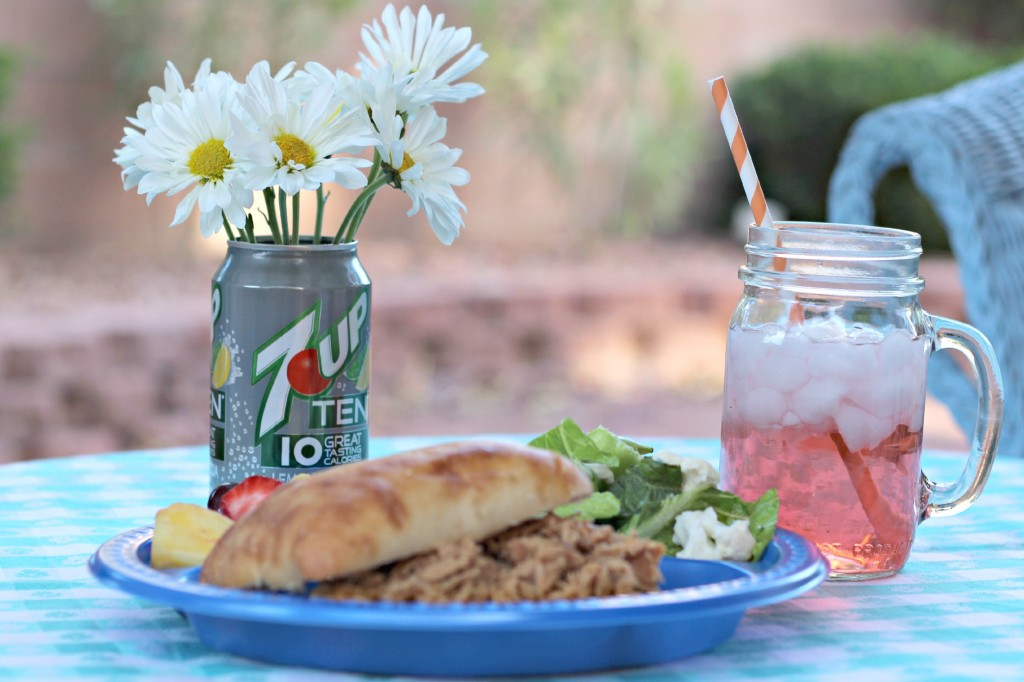 7Up Shredded Turkey 5