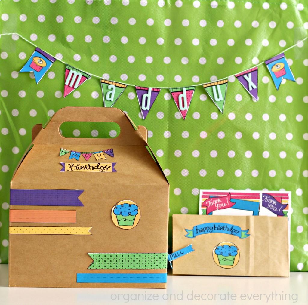 Birthday in a box 7.1