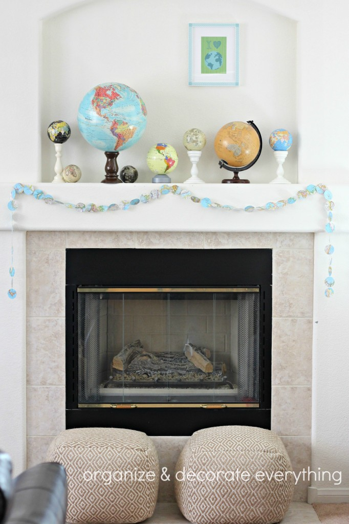 Earth Day Mantel 3.1