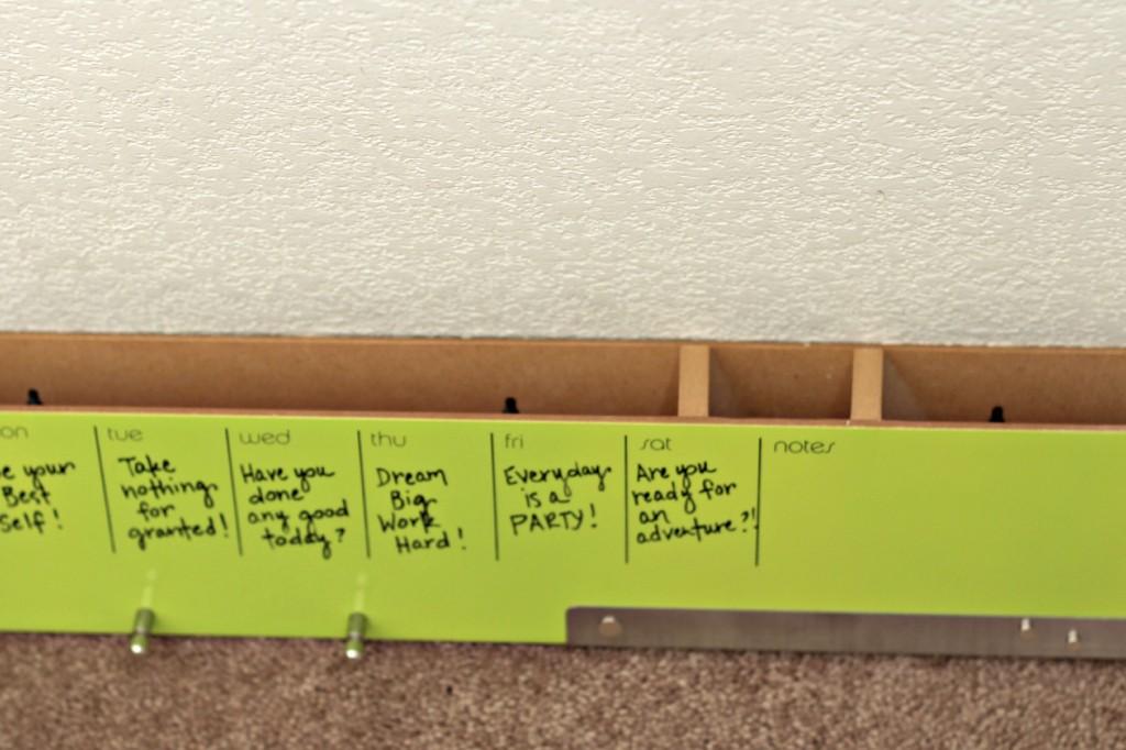 Getting My Family Organized 2