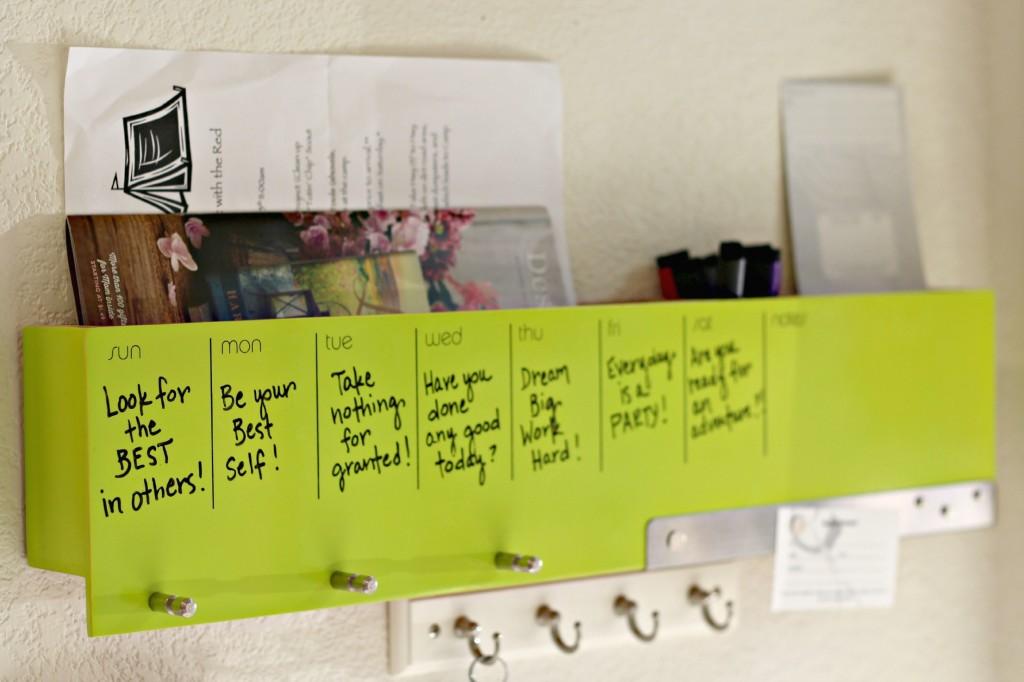 Getting My Family Organized 4