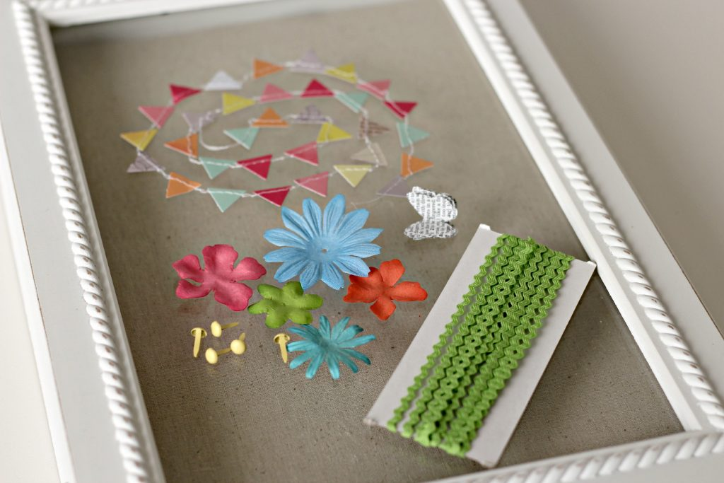 shadow box flower garden supplies