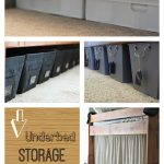 Under Bed Storage and Organizing