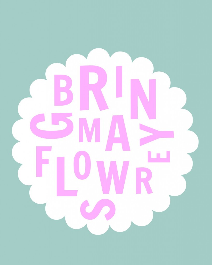 bring may flowers