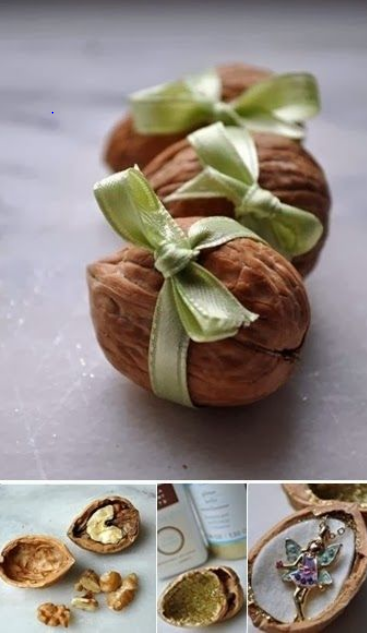 nut gift wrap