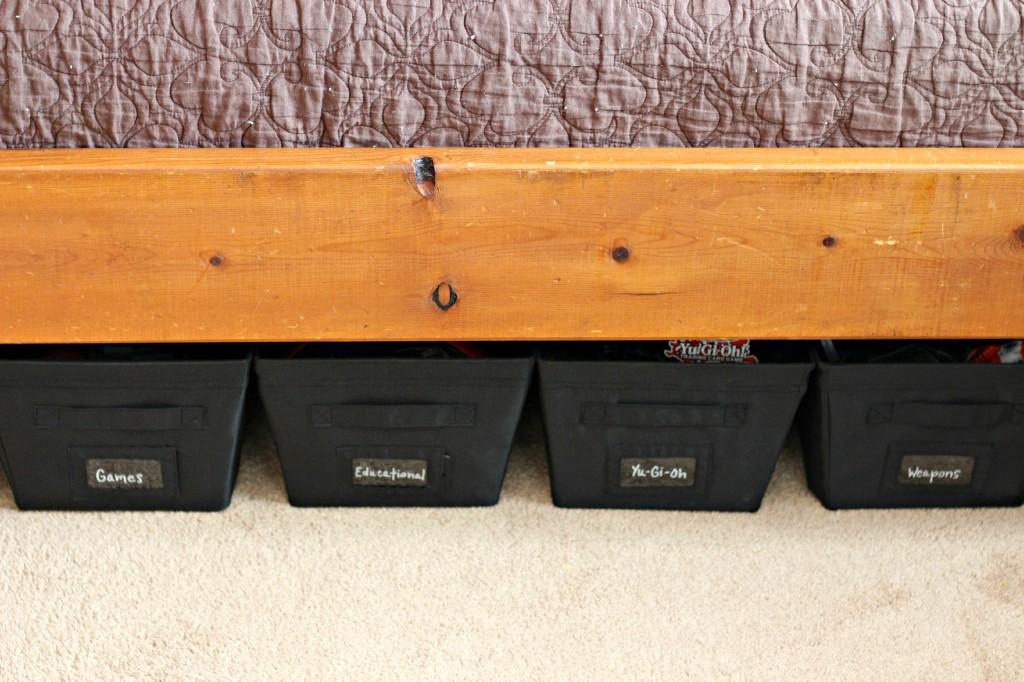 underbed storage and organizing 2