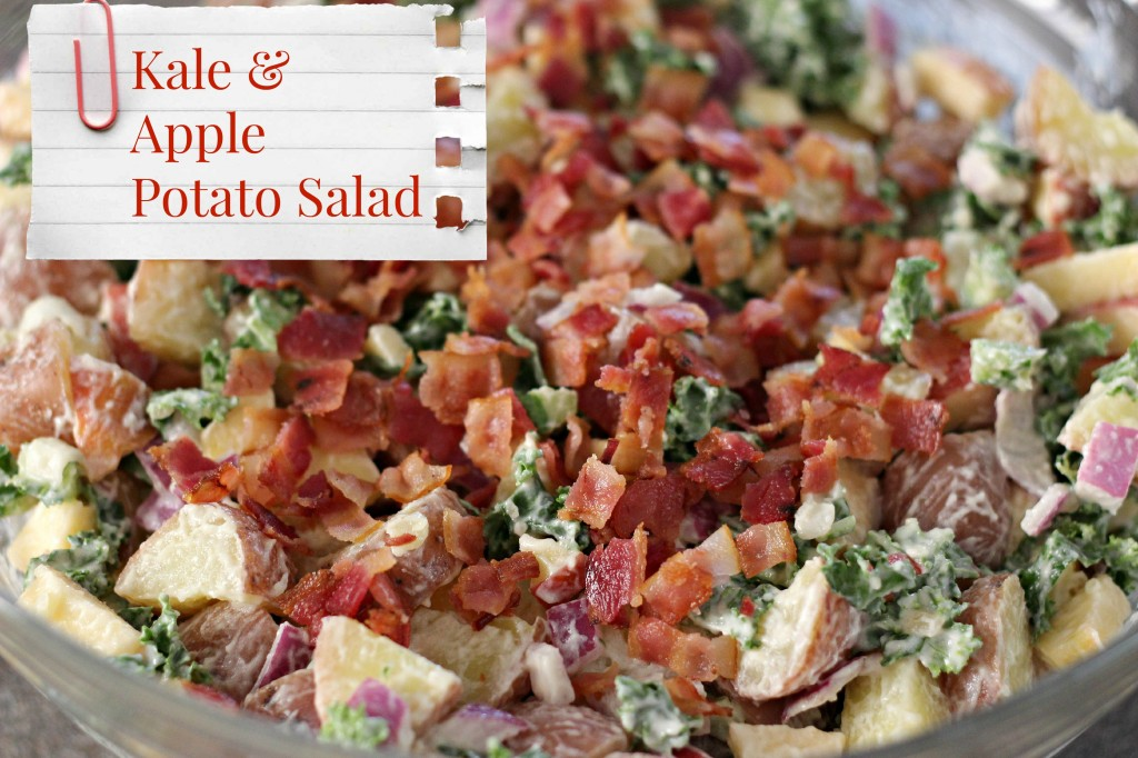 Apple Kale Potato Salad 10.1