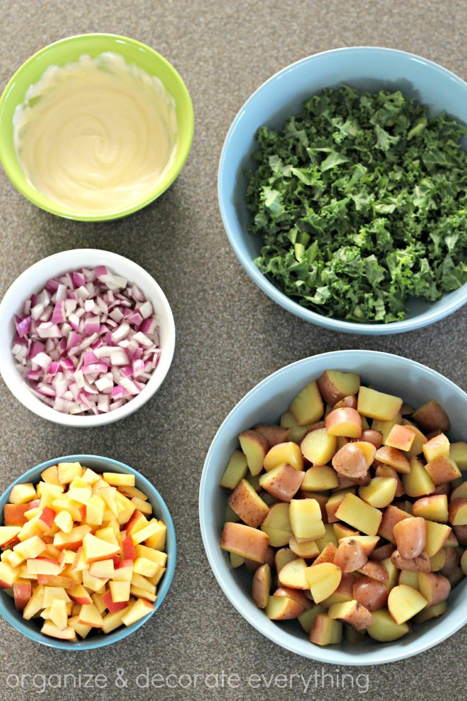 Apple Kale Potato Salad 2.1