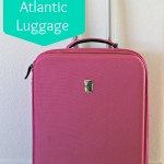 Weekend Packing and Atlantic Luggage Giveaway