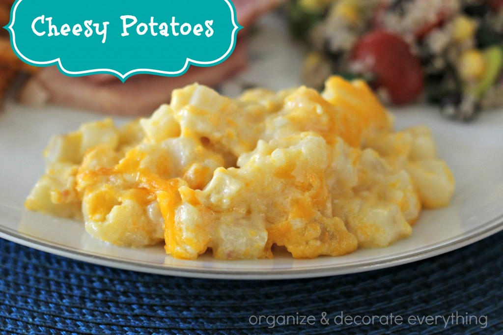 Cheesy Potatoes 2.1