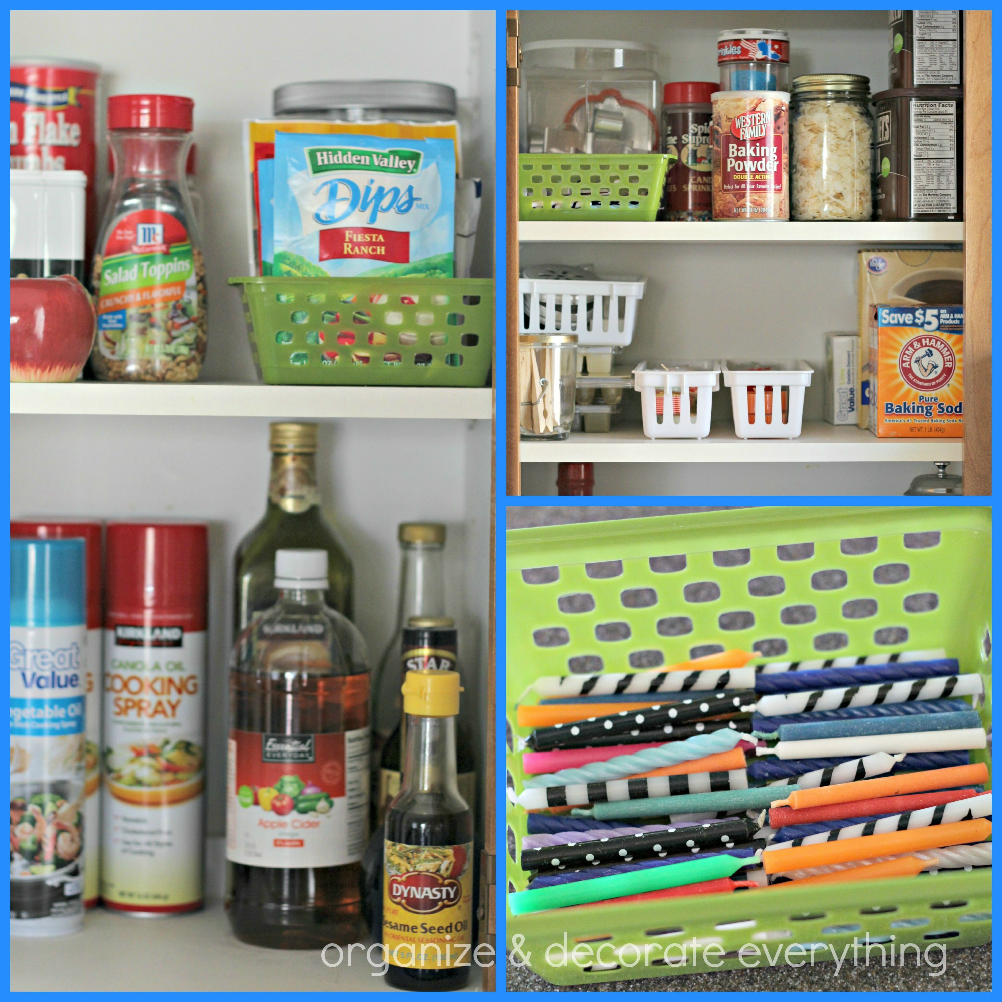 Kitchen Organizing Organize The Kitchen With Dollar General Organize And Decorate