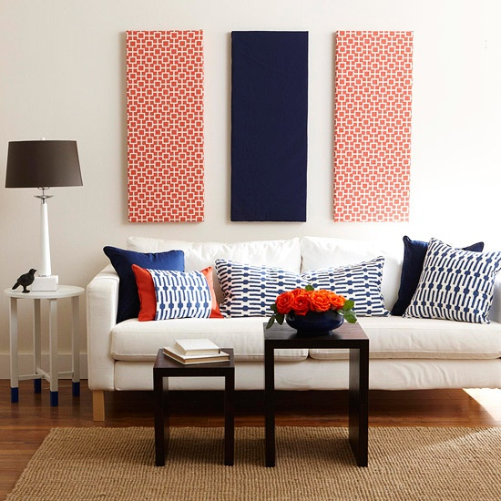 Nautical-Red-White-Blue-Living-Rooms