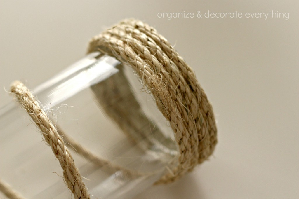 Rope Wrapped Vases 3.1