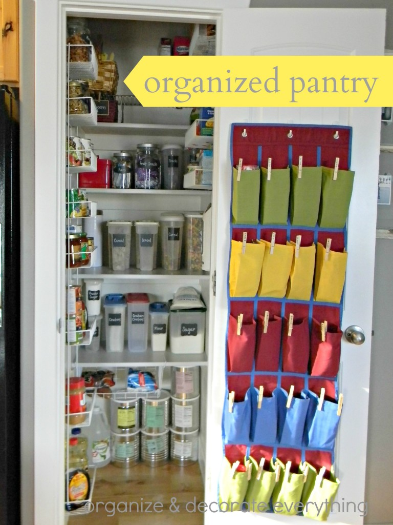 10 Organized Spaces Around The House Organize And