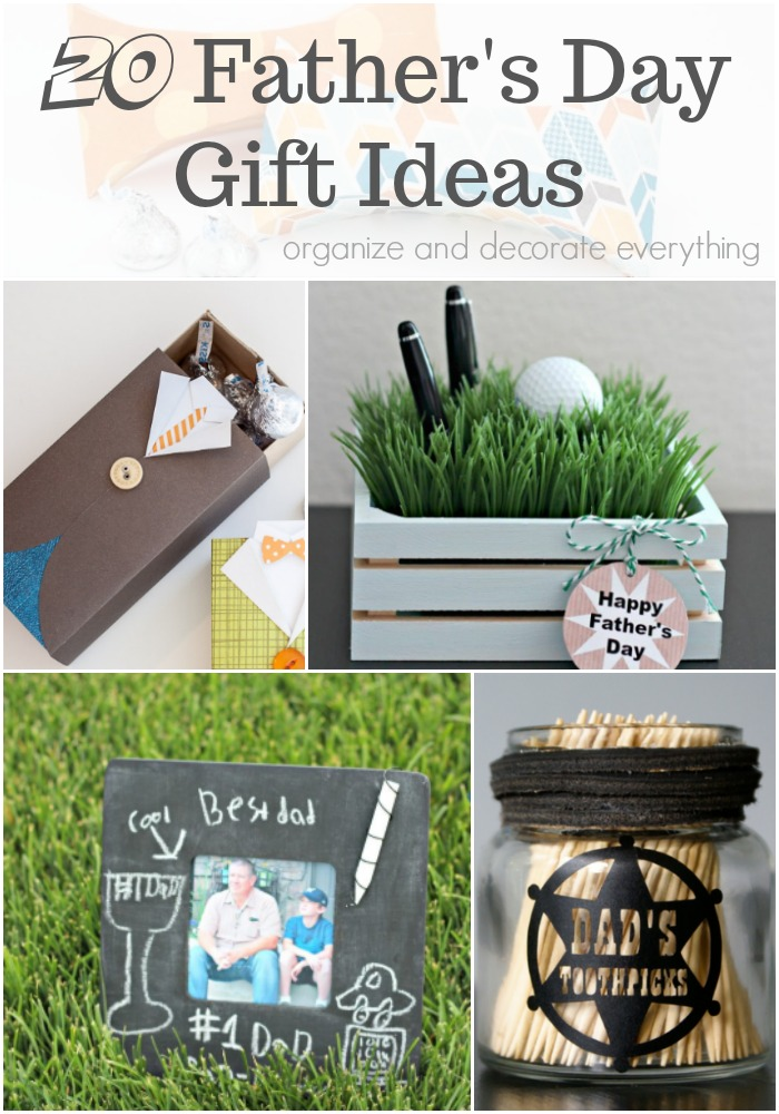 20 Awesome Father's Day Gift Ideas