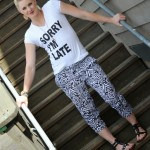 How to Wear Graphic Tees – Fashion Contributor