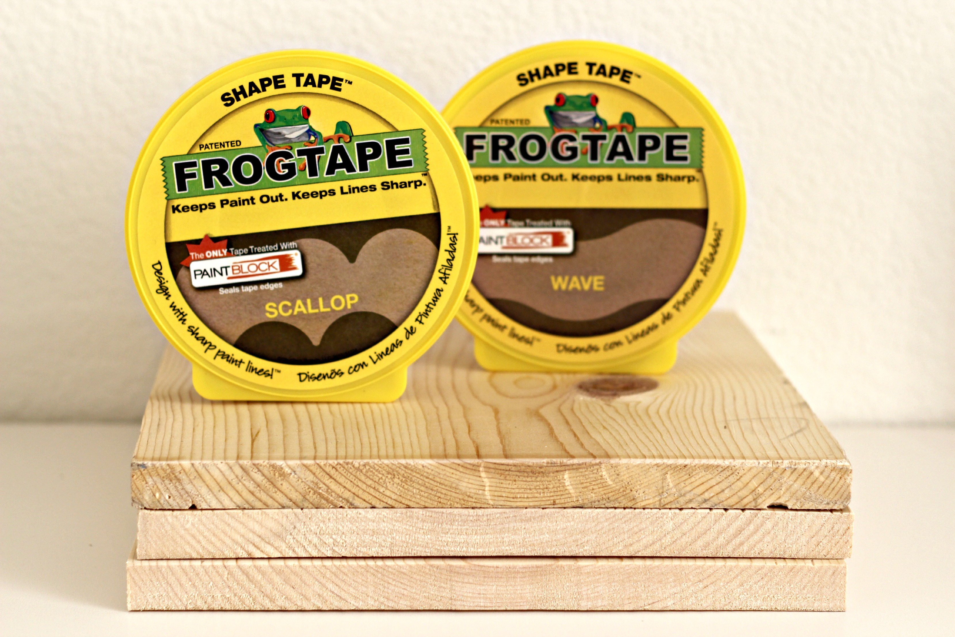 Bathroom Wall Art and Shape Tape™ Giveaway - Organize and Decorate ...