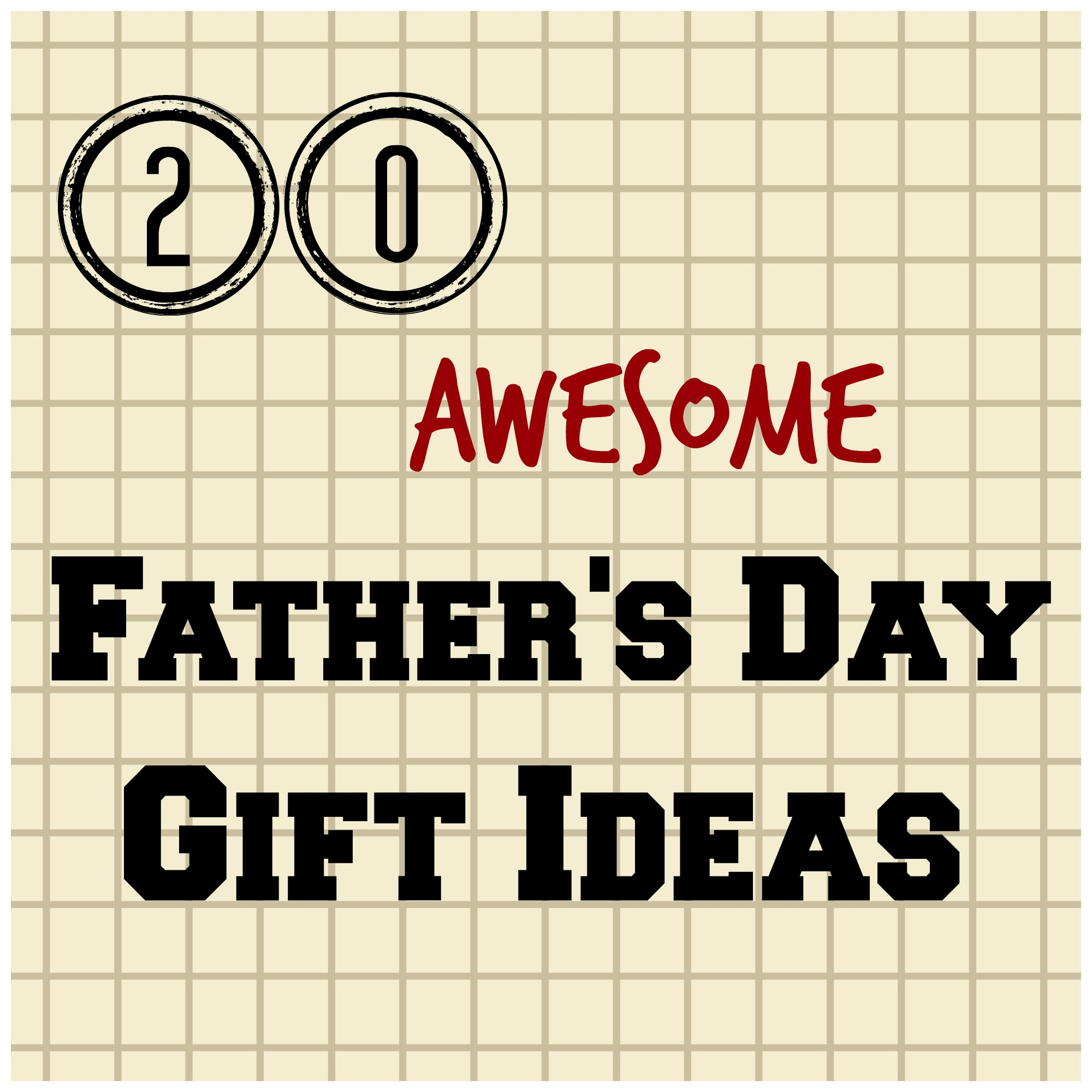 On Your Wedding Day Surprise Your Dad With This Special: 20 Awesome Father's Day Gift Ideas