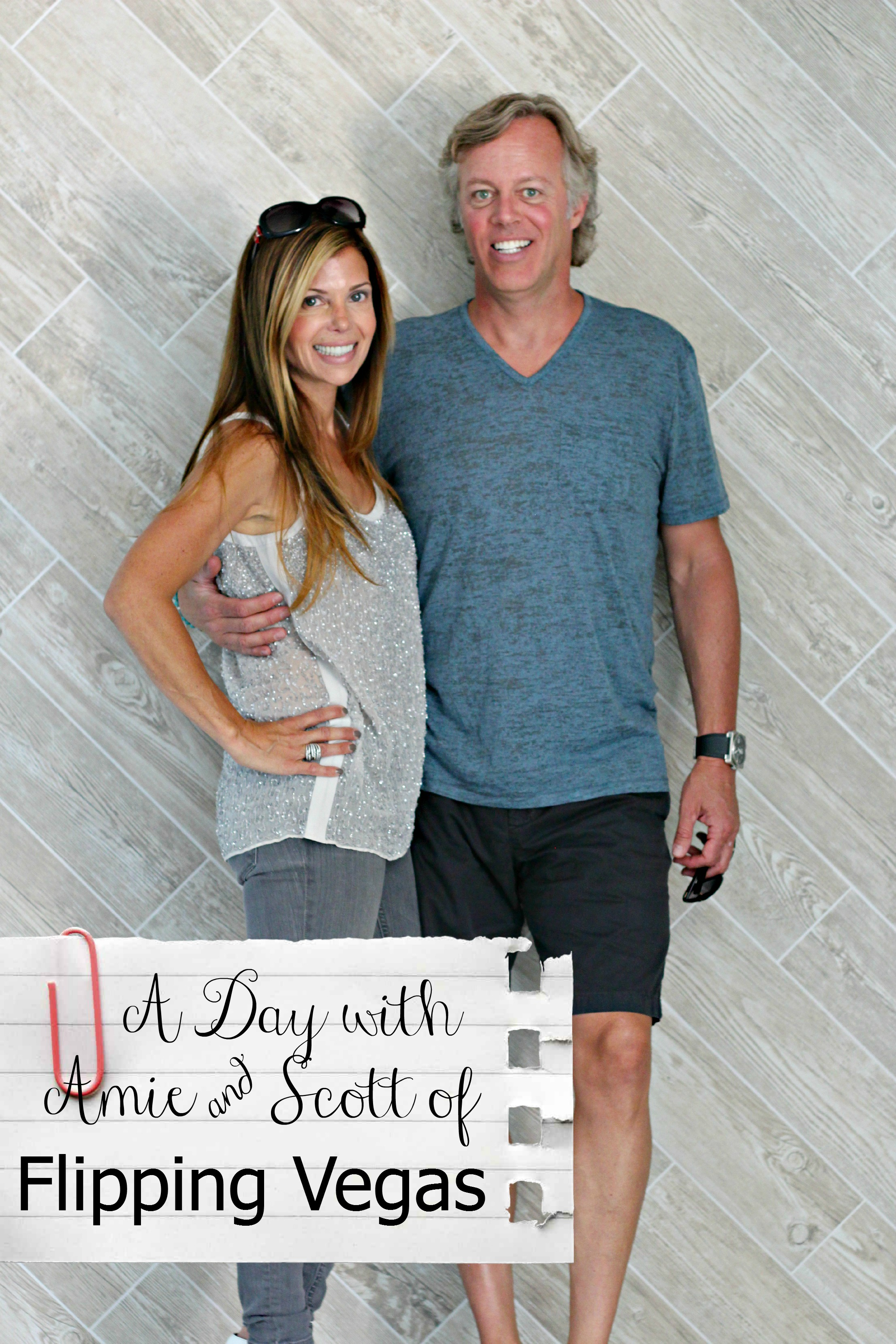 Day with Scott and Amie of Flipping Vegas