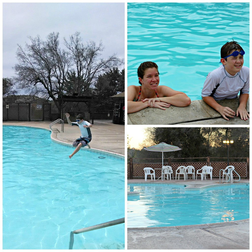 KOA Swimming