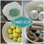 Summer Decorating