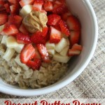 Peanut Butter Berry Oatmeal – Food Contributor